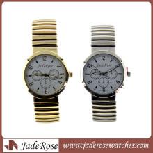 Mode Armbanduhr Legierung Uhr für Geschenk
