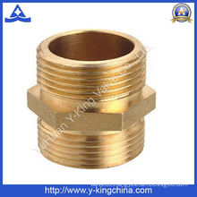 Forged Brass Straight Nipple (YD-6001)