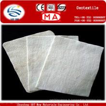 Géotextile non-tissé durable de polypropylène pour filtrer des particules de minerai