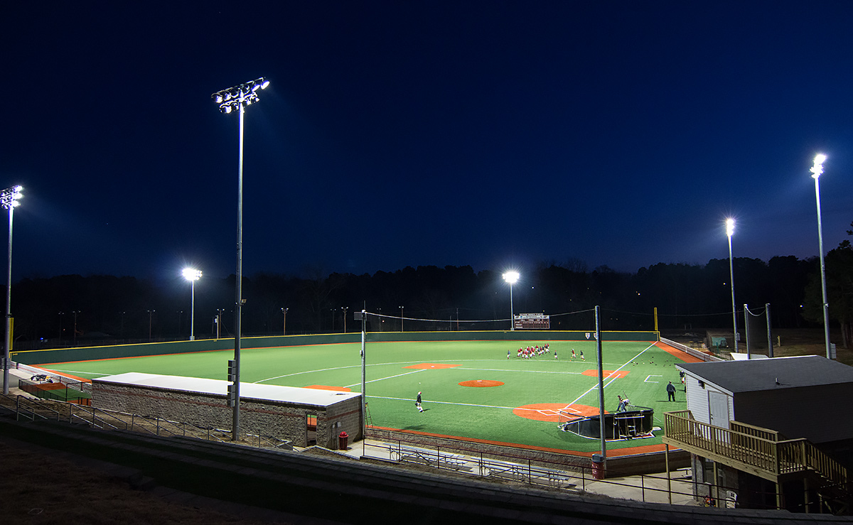 MOSO Stadium Light LED Driver