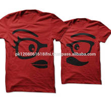 Mustaches printed custom cool funny design t shirts