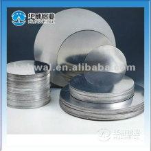 DC / CC Cercle en aluminium brillant et lisse