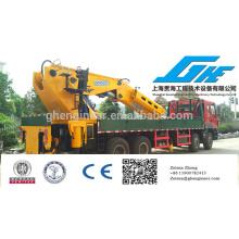 Hydraulic Truck Mounted Crane Cargo Crane