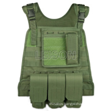 Military tactical vest combat gear combat gear army vest ISO and SGS Standard