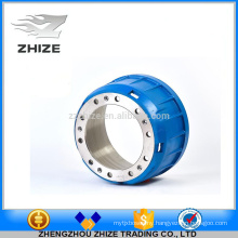 EX factory price Hot sale bus part Brake drums for Yutong