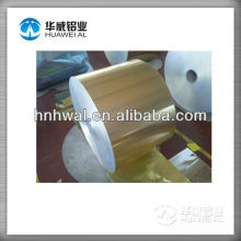 Aluminium Finstock pour climatiseur Golden