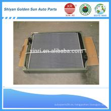 Sinotruk radiador resistente 8050 del cobre del truk
