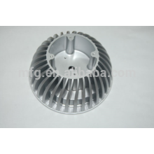 china manufacturer custom design die casting aluminium lighting parts