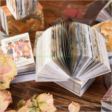 Material Scrapbook for Decorate Hand Account