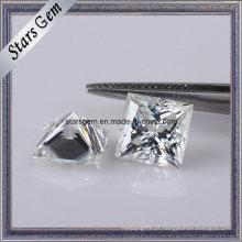 Diamante sintético para sempre moissanite brilhante