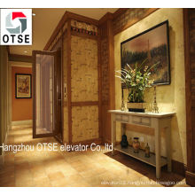 630kg small construction elevator for hotel