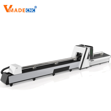 Metal Pipe Laser Cutting Machine 1000W
