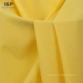 Venda quente tecido de nylon spandex tingido liso macio