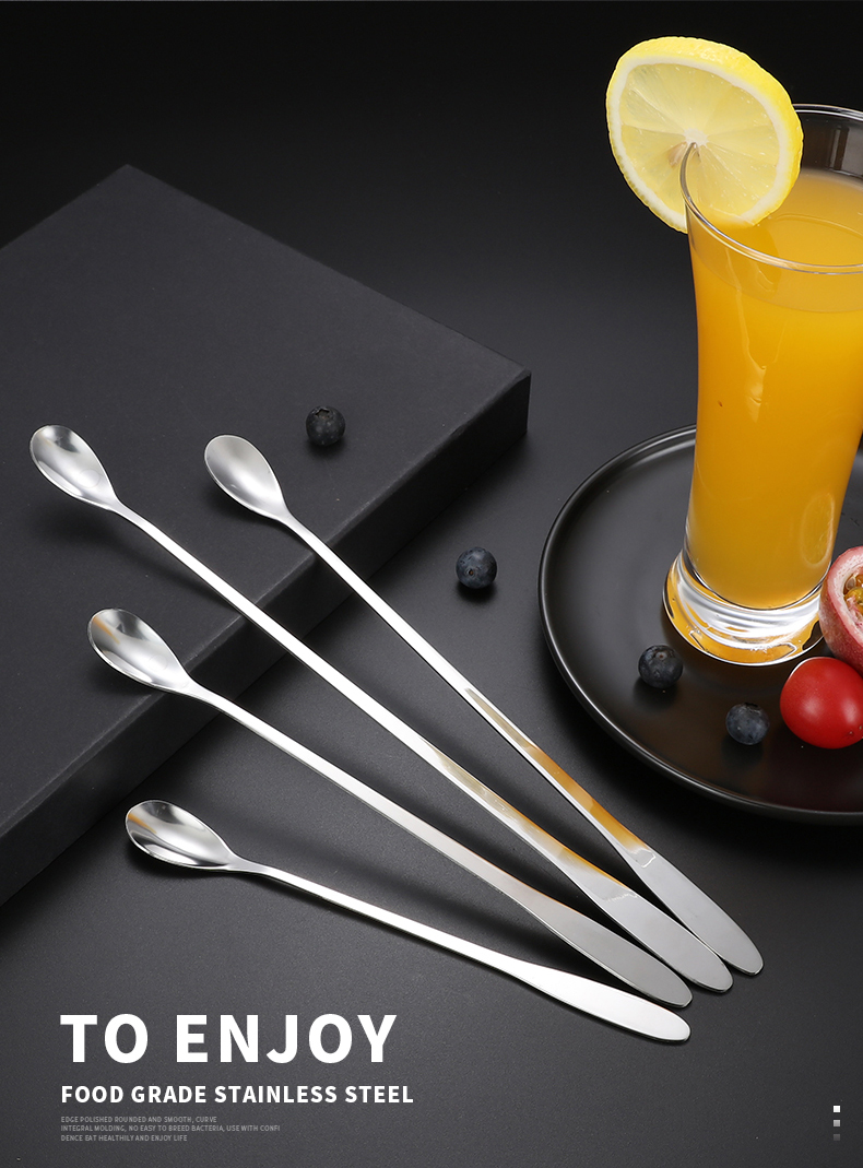 Stainless Steel Mixing Spoon