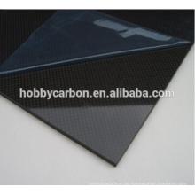 hochfeste Kohlenstofffaserblätter 2.5mm Kohlenstofffaser für c63