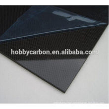 high strength Carbon fiber sheets 2.5mm carbon fiber for c63