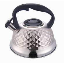 Whistling kettle for tea and coffee special pattern