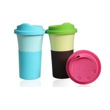 BPA livre copo de café de fibra de bambu (BC-C1053)