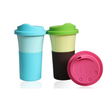 BPA Бесплатный бамбуковый кофейный стаканчик для кофе (BC-C1053)