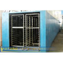 Canal Sterilizatin forno de secagem para produtos cerâmicos