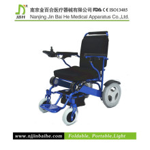 Foldable Electric Walker Wheelchair