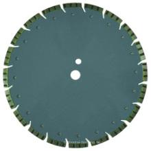 Diamantwerkzeuge von Turbosägeblättern für Hartbeton 300 ~ 3500 mm