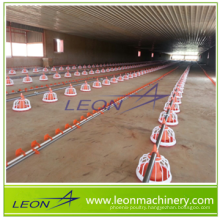 Poultry automatic Pan feeding system for chicken house