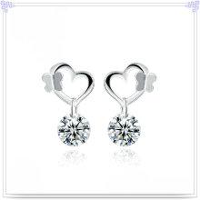 Серьги серебряные ювелирные изделия стерлингового серебра 925 способа серебряные (SE015)