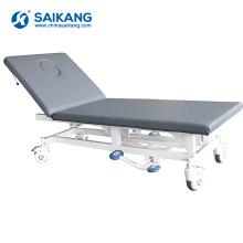 X14 Hospital Hydraulic Examination Bed With PU Mattress