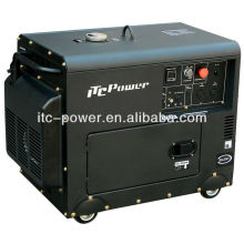 5 kw Silent Diesel tragbare Macht Mini-Generator