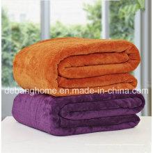 Cobertura super quente do cobertor coral quente do velo 2015 da venda