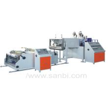 Machine à film extensible à co-extrusion double couche Modèle DF-65X2 (Winder automatique) (CE)