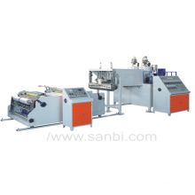 Double-layer Co-extrusion Stretch Film Machine DF-65X2 model (Automatic Winder)(CE)