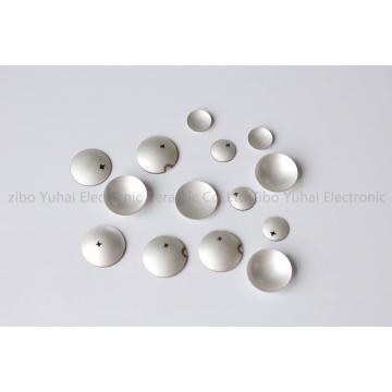 Piezoelectric Ceramic Hemisphere  4MHz