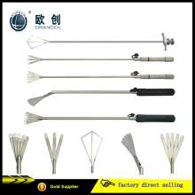 3 Blade Retraktoren Laparoskopie 5 Fan Retraktoren