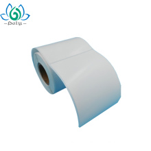 Factory Price Semi Gloss Paper Self Adhesive Label For Shipping