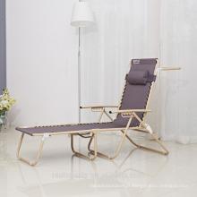 Niceway Dobrável cama de solteiro cadeira aço cama dobrável