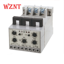 Relais de surintensité électronique siemens EOCR-4E, relais sur rail DIN