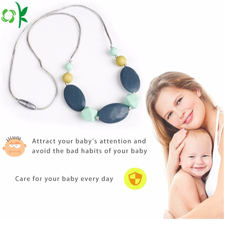silicone jewellery for mums