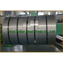 Folha de aço inoxidável padrão da série 201 de ASTM