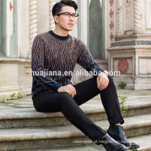 2017 nova tendência jaqueta jacquard do homem