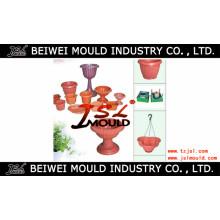 Plastic Flower Planter Pot Mould