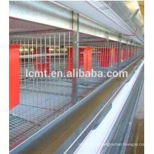 Sistema de alimentação automático da grelha de exploração avícola da grelha para a gaiola de frango da grelha
