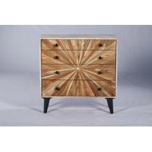 Mesa de cabecera de madera del dormitorio de la alta calidad