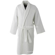 5 star w hotel waffle knee length bathrobe