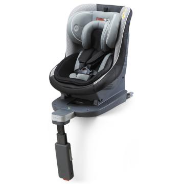 Assentos de carro do bebê com cinza vermelho cobre