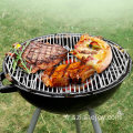 Multi-Tier Barbecue Cooking Grid, Stainless Steel Grill Grate for 15 Inch Kamado BBQ Grill and Other cooling grid