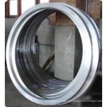 Piezas forjadas del anillo del rodillo del camión mezclador concreto