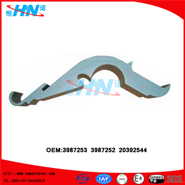 upper bracket mudguard