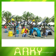 outdoor park playground equipment